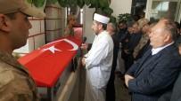 ASKERİ TÖREN - Osmaniyeli Kore Gazisi Son Yolculuğuna Uğurlandı