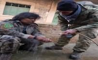 ÖZGÜR SURİYE ORDUSU - ÖSO'dan Kadın Teröriste İnsanlık Dersi