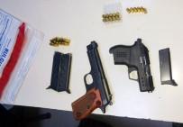 RUHSATSIZ SİLAH - Polisin Uygulamasında Ruhsatsız Silah Ele Geçirildi