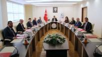 KARAMANOĞLU MEHMETBEY ÜNIVERSITESI - Rektörlerden Zeytin Dalı Harekatı'na Destek
