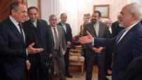 BASRA KÖRFEZI - Rusya Dışişleri Bakanı Lavrov, İranlı Mevkidaşı İle Bir Araya Geldi