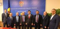 SERBEST TICARET ANLAŞMASı - Safranbolu TSO'dan Moldova Çıkartması