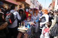 SAKIZ ADASI - Sakız'da karnaval coşkusu
