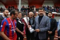 MEHMET EKİNCİ - Şanlıurfa 1. Amatör Ligi Şampiyonu Hilvan Belediyespor Oldu