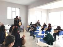 TÜRK MÜZİĞİ - Saray Belediyesin Müzik Kursları