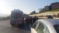 TAKSİ ŞOFÖRÜ - Şehitler Köprüsü Yolunda Polisi Alarma Geçiren Olay