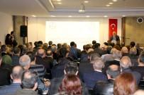 FERDA YILDIRIM - Sivas'ta Döner Sermaye Semineri