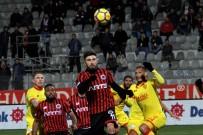 SELÇUK ŞAHİN - Spor Toto Süper Lig Açıklaması Gençlerbirliği Açıklaması 3 - Göztepe Açıklaması 0 (Maç Sonucu)