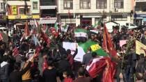 ÖZGÜR SURİYE ORDUSU - Suriyelilerden Zeytin Dalı Harekatı'na Destek