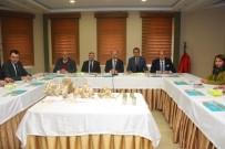 YAŞAR KARADENIZ - Taşköprü Sarımsağının Sorunları Ve Çözüm Önerileri Masaya Yatırıldı
