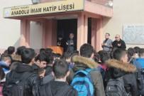 HAYSIYET - Tavşanlı İmam Hatip Lisesi Öğrencilerinden 'Zeytin Dalı Harekatı'na Destek