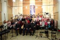 TÜRK HALK MÜZİĞİ - TRT Erzurum Radyosu Türk Halk Müziği Çocuk Korosu 2018'İn İlk Canlı Yayınını Gerçekleştirdi
