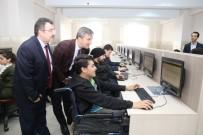 TURGAY ŞIRIN - Turgutlu Engelleri Web İle Aşıyor