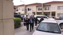 BAĞDAT - Türkiye'nin Erbil Başkonsolosu Karaçay'dan AA'ya Ziyaret