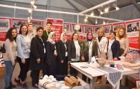 SOSYAL SORUMLULUK PROJESİ - Tuzla Belediyesi Gönül Elleri Çarşısı, Boat Show'a Sosyal Sorumluluk Projesiyle Katıldı