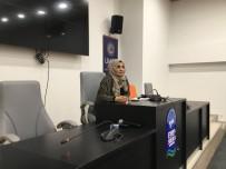 İSTİHBARAT ŞEFİ - UMED Medya Okulunda Altıncı Hafta Sona Erdi