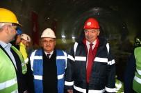 MEVLÜT UYSAL - Ümraniye'ye İkinci Metro Müjdesi