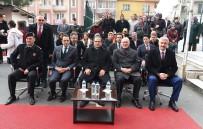 HÜSEYİN ÇETİN - Uşak'ta 15 Temmuz Şehidi Adına Z Kütüphane Açıldı