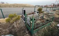 ŞEREFIYE - Van Büyükşehir Belediyesi Mezarlıkları Yeniden Düzenlendi