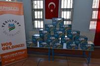 BİRİNCİ SINIF - Yeşilyurt Belediyesi'nden Öğrencilere Okuma Bayramı Sandığı