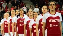 BEYAZ RUSYA - A Milli Kadın Basketbol Takımı Medya İle Buluşacak