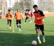 ADANASPOR - Adanaspor'un Genç Transferi İlk Antrenmanına Çıktı