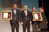 TARIH BILINCI - Afyon Şehitlerinin Ailelerine 'Devlet Övünç Madalyası Ve Beratı' Verildi