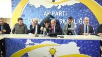 ÇORUM BELEDİYESPOR - AK Parti'nin Çorum Belediye Başkanı Adayı Zeki Gül Oldu