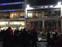 BOMBALI SALDIRI - Vergi dairesindeki patlamanın arkasından terör örgütü PYD/PKK çıktı