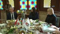 İŞ SAĞLIĞI - Bakan Sarıeroğlu Azerbaycan'da İş Adamlarıyla Bir Araya Geldi