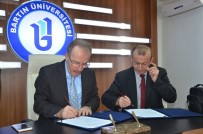 KUTLUBEY - Bartın Üniversitesi PTT İle Protokol İmzaladı