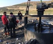 ZİYA GÖKALP - Başakşehir'de 50 Bin Ton Tehlikeli Atık Yakalandı