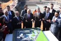 ŞERAFETTIN ELÇI - Başbakan Yardımcısı Işık Cizre'de