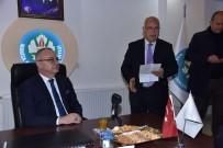 Başkan Ergün Soma'da Yatırım Ve Hizmetleri İnceledi