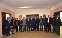 BOĞAZ KÖPRÜSÜ - Başkan Yıldız'dan ÇTSO'ya Ziyaret