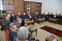 AHİ EVRAN KÜLLİYESİ - Belediye Başkanı Bahçeci, Muhtarlara Çalışmalarını Anlattı