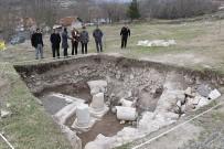 İBRAHIM ŞAHIN - Bin 500 Yıllık Kilise Ortaya Çıkarıldı
