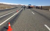 KARAOĞLAN - Bingöl'de Trafik Kazası Açıklaması 8 Yaralı