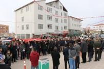 Boğazlıyan'da 'Afrin'e Destek-Kızıl Elma' Yürüyüşü Düzenlendi
