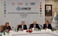 AKSARAY ÜNIVERSITESI - 'Bölgesel Kalkınma Ve Üniversiteler Çalıştayı' Tamamlandı