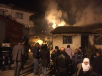 Büyükorhan'da Müstakil Evde Yangın Çıktı