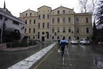 KAZAN DAİRESİ - Büyükşehir'den Okullara Hijyen Bakımı