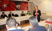 CİNSİYET EŞİTLİĞİ - Çankaya'da Eşitlik İçin Eğitim Sürüyor