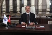 ÇORUMSPOR - Çorum Belediyespor Kulüp Başkanı Zeki Gül İstifa Etti