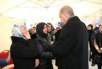 İSTANBUL VALİSİ - Cumhurbaşkanı Erdoğan,  Sıtkı Albayrak'ın Cenazesine Katıldı