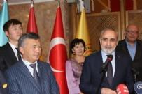 MİLLİ KÜTÜPHANE - Cengiz Aytmatov Ankara'da Anıldı