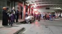 ELEKTRİK KESİNTİSİ - Daha Evvel 8 Kişinin Öldüğü Hastanede Yangın Bu Defa Ucuz Atlatıldı