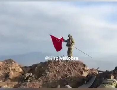 Darmık Dağı YPG'den temizlendi