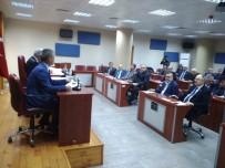 SEL BASKINI - Edirne AFAD'ta Dalgıç Olmadığı İl Genel Meclisi Tarafından Raporlandı
