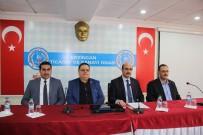 ALI ARSLANTAŞ - Erzincan'ın Hayvansal Üretim Sektörü İçin Dev Adım